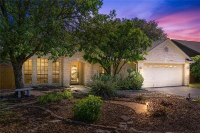 San Marcos Single Family Home For Sale: 2612 Deer Stand Loop