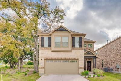 Round Rock Rental For Rent: 1050 Kenney Fort Crossing #7