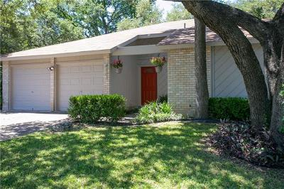 Travis County, Williamson County Single Family Home For Sale: 4803 Duval Rd