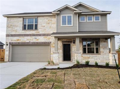 Pflugerville Single Family Home For Sale: 724 Manzano Ln
