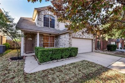 Travis County Single Family Home Pending - Taking Backups: 3405 Bratton Heights Dr