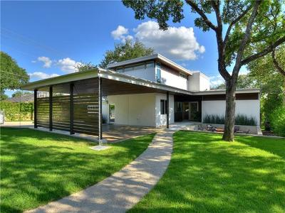 Austin Single Family Home For Sale: 3401 River Rd