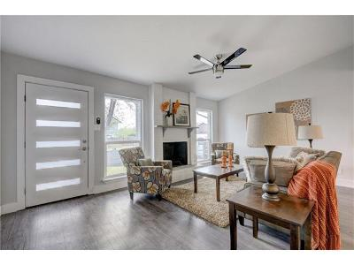 Travis County Condo/Townhouse For Sale: 1400 Southport Dr #B