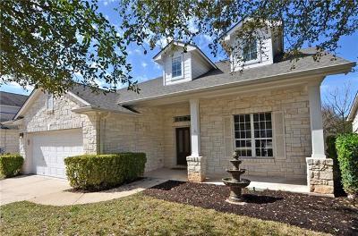 Cedar Park Single Family Home Pending - Taking Backups: 1703 Chula Vista