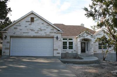 Wimberley Single Family Home Active Contingent: 7 Sunset Cir