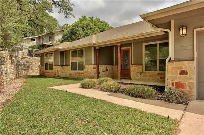 Hays County, Travis County, Williamson County Single Family Home Pending - Taking Backups: 2512 De Soto Dr