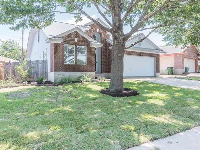 Round Rock TX Single Family Home For Sale: $229,900