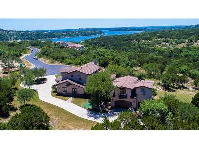 Jonestown Single Family Home For Sale: 16901 Northlake Hills Dr