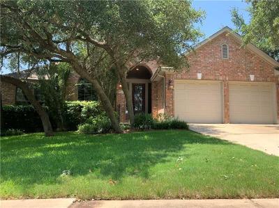 Travis County Single Family Home For Sale: 11116 Claro Vista Cv