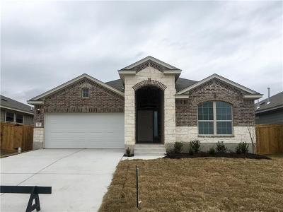 San Marcos Single Family Home For Sale: 128 Sage Meadows Dr