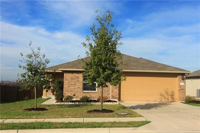 Hutto Rental For Rent: 108 Leon River Loop