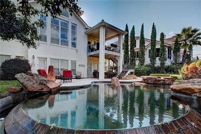 Austin TX Single Family Home For Sale: $869,000