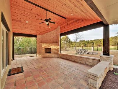 Lago Vista Single Family Home For Sale: 4119 Rockwood Dr
