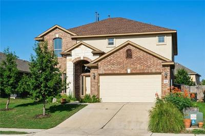 San Marcos Single Family Home For Sale: 618 Harwood Dr