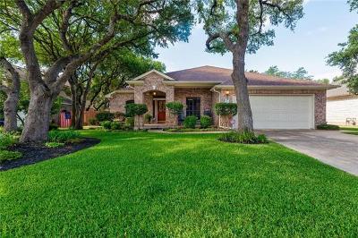 Cedar Park Single Family Home Pending - Taking Backups: 1506 Menteer Dr