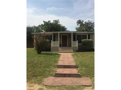 Jonestown Single Family Home Pending - Taking Backups: 10908 5th St