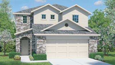 Leander Single Family Home For Sale: 117 Dunlin Ln