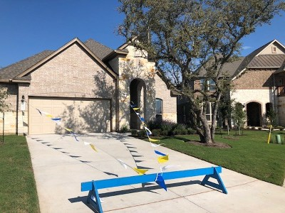 Leander Single Family Home For Sale: 117 Redtail Ln