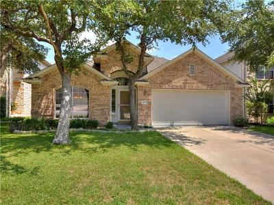 Cedar Park Single Family Home Pending - Taking Backups: 1016 Horne Dr