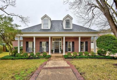 Austin Single Family Home For Sale: 3701 Moon Lark Ct