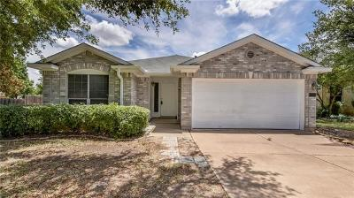 Cedar Park Single Family Home For Sale: 1120 Brashear Ln