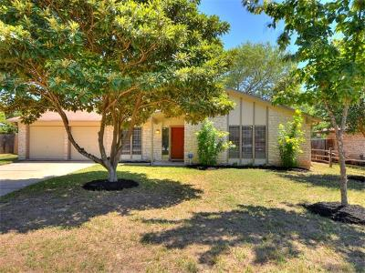 Travis County Single Family Home For Sale: 7405 Bucknell Dr