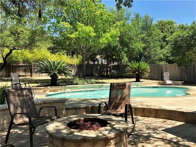 Austin Single Family Home For Sale: 12608 Rush Creek Ln