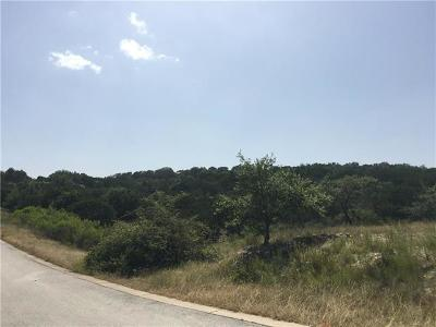 Spicewood Residential Lots & Land For Sale: Lot 19 Vista Estates CT Vista Estates Ct