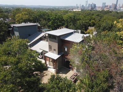 Austin TX Condo/Townhouse For Sale: $850,000