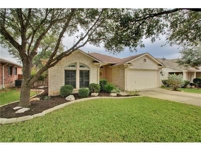 Single Family Home For Sale: 3303 Cave Dome Path