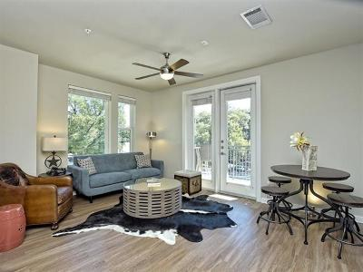 Travis County Condo/Townhouse For Sale: 1900 Barton Springs Rd #2001