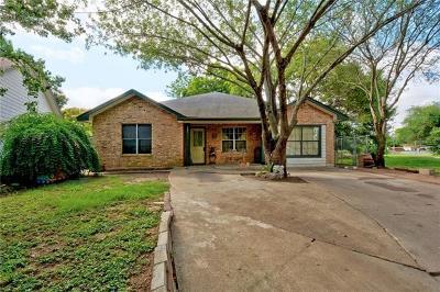 Austin Single Family Home For Sale: 203 Tillery Sq