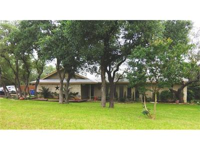 Travis County, Williamson County Single Family Home For Sale: 9004 Jolly Hollow Dr