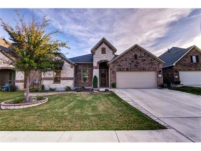 Buda Single Family Home For Sale: 471 Clear Springs Holw