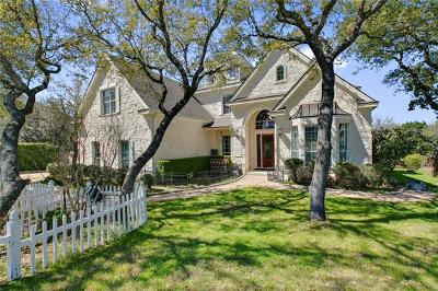 Travis County, Williamson County Single Family Home For Sale: 10000 Brightling Ln