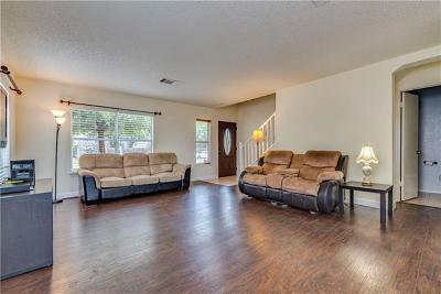 Cedar Park Single Family Home For Sale: 1702 Treeline Dr
