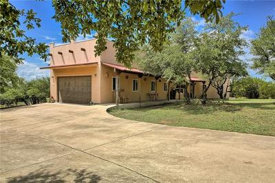 Lago Vista Single Family Home Pending - Taking Backups: 5300 Lohmans Ford Rd