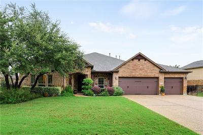 Cedar Park Single Family Home For Sale: 3900 Arrow Wood Rd