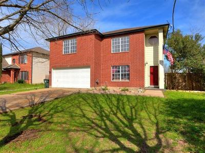 Buda, Kyle Single Family Home For Sale: 471 Emerald Fields Ln