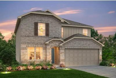 Hutto Single Family Home For Sale: 110 Eli Whitney Way
