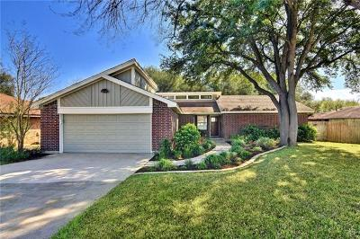 Travis County Single Family Home For Sale: 7009 Beckett Rd