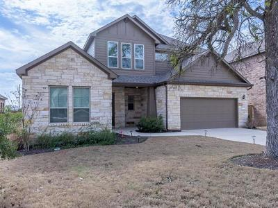Austin Single Family Home For Sale: 15016 Iveans Way