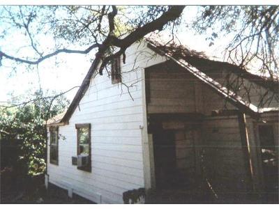 Jonestown Single Family Home Pending - Taking Backups: 10704 & 10700 Sunny Ln