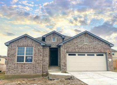 Pflugerville Single Family Home For Sale: 713 Coltrane Dr