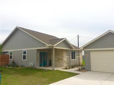 Dripping Springs Single Family Home For Sale: 200 Rose Dr