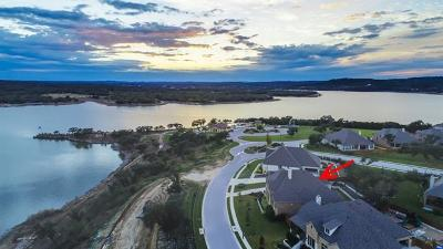 Lago Vista Single Family Home For Sale: 7208 Tessera Pkwy