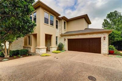 Travis County, Williamson County Single Family Home For Sale: 8600 Toro Creek Cv