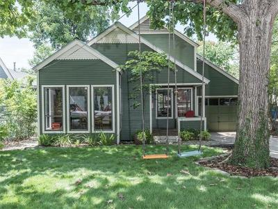 Austin Single Family Home For Sale: 1602 Wethersfield Rd