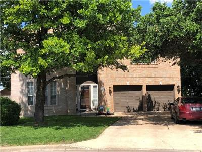 Georgetown Single Family Home For Sale: 114 Retama Ct
