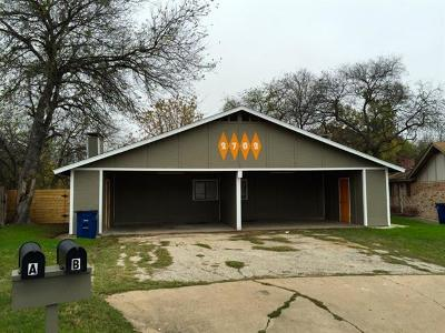 Austin Multi Family Home Pending - Taking Backups: 2702 Little Valley Cv